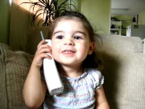 Dora and Boots Birthday Phone Call