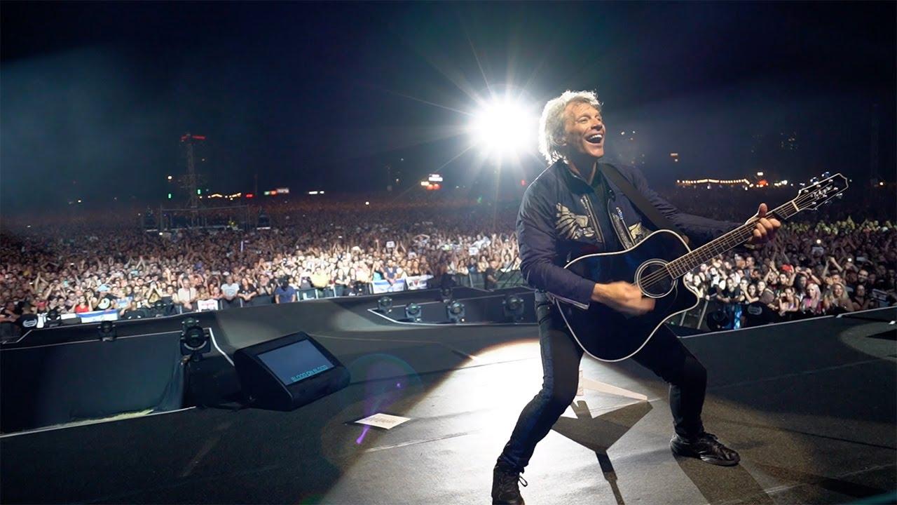 Bon Jovi: Tour Diary #11 - Bucharest & Tel Aviv