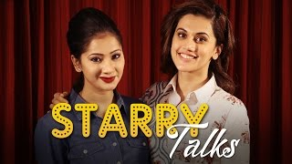 EXCLUSIVE INTERVIEW Taapsee Pannu On Playing A Badass Agent In Naam Shabana| Starry Talks| Pankhurie