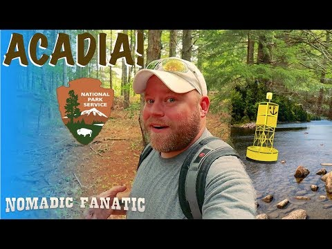 Acadia National Park & Bar Habor, Maine
