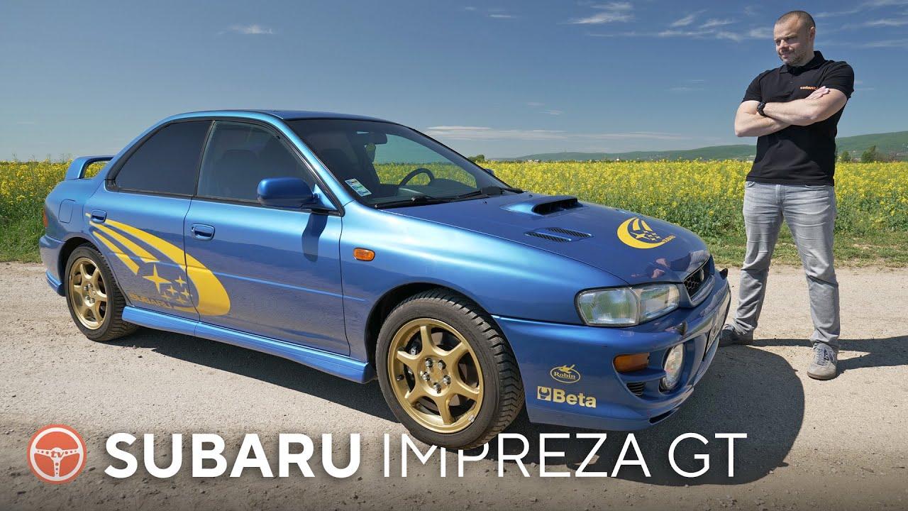 Subaru Impreza je rally legenda ktorú milujem - volant.tv