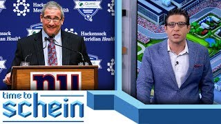 The Giants ARE Clueless | Time to Schein