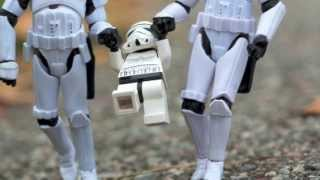 Stormtrooper Father