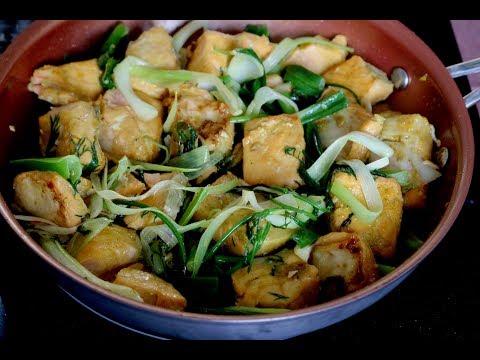 So Yummy Vietnamese Salmon Cha Ca