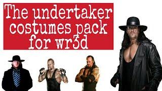 ᐅ Descargar MP3 de The Undertaker Costumes Pack For