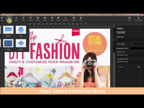 A Quick Guide to Making Flipbooks in Free Online Flipbook Software