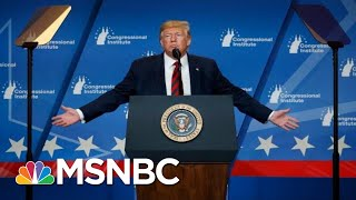 Trump's Wild Speech In Baltimore: Insults, Non Sequiturs, And More   The 11th Hour   MSNBC
