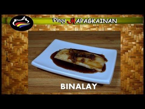 BINALAY Pinoy Hapagkainan
