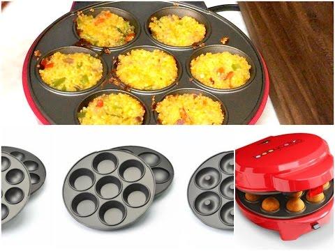 Unboxing Babycakes Multi-Treat Baker   Bhavna's Kitchen