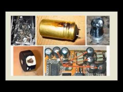 How to test capacitor using multitester (analog)