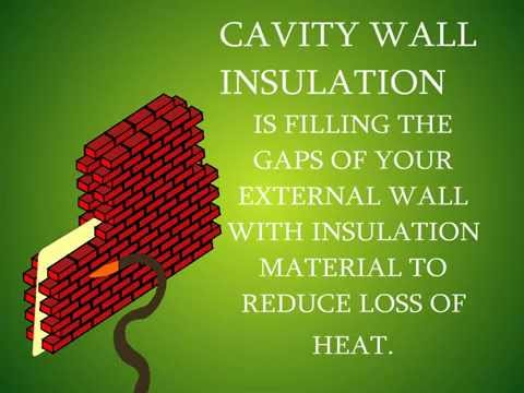 Cavity Wall Insulation| Reduce your energy bills with Cavity wall insulation