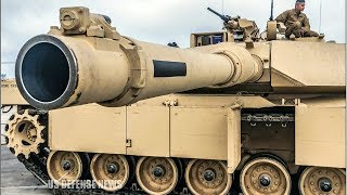 Why No One Wants to Fight U.S. Abrams Tanks?