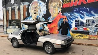 Here's How Much It Cost to Fix the Cheapest DeLorean in the USA