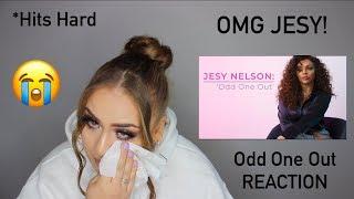Jesy Nelson: Odd One Out Documentary REACTION - Elise Wheeler