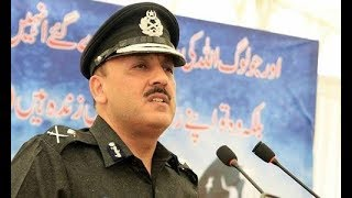 IG A D Khawaja reply to Sindh government
