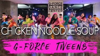 CHICKEN NOODLE SOUP J-Hope featuring Becky G | G-Force Tweens Dance Video