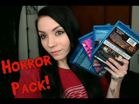 Horror Pack Unboxing | March 2018