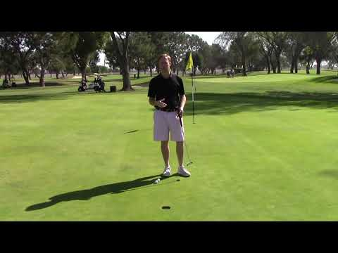 Putting Tips | How to Aim the Putter Face at the Target Every Time