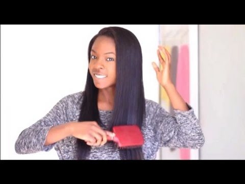 How to Make a Sew In Look Natural