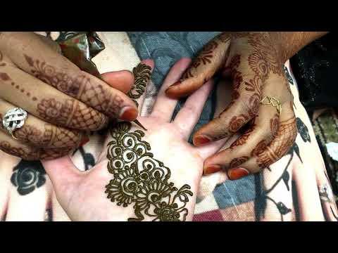 Chand Raat at Masjid Al Islam RI | Henna by Ruhi