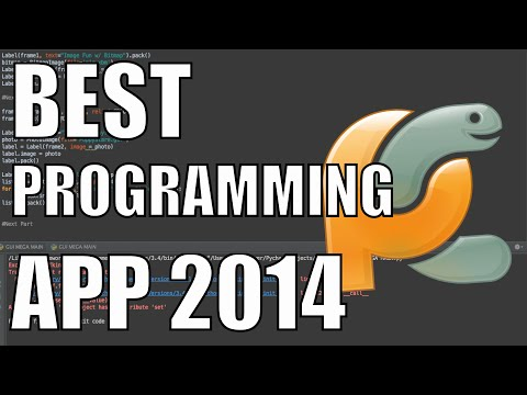 Best Programming App 2014 Mac/Windows/Linux