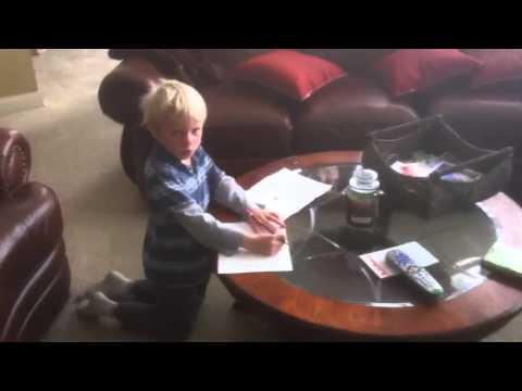 Jordan's Letter to Santa