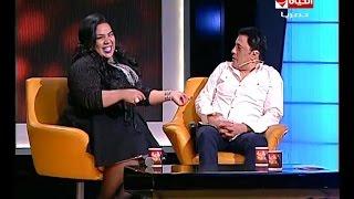 """الحياة حلوة - كوميديا """"عمرو عبد الجليل و شيماء سيف """" مع المعجبين"""