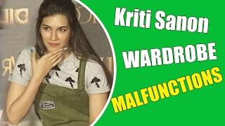 Shocking! Kriti Sanon