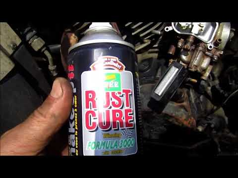 How To Treat Throttle Cables On ATV'S Before They Break From Rust