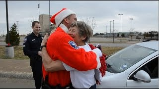 Waxahachie Police Department - Surprise Christmas