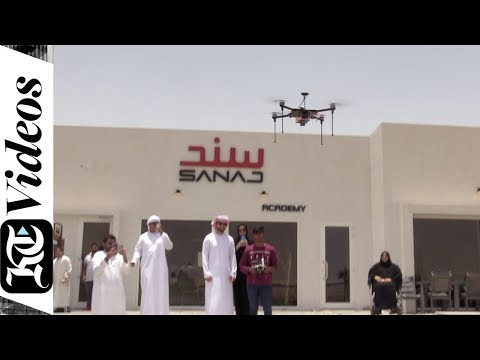 People of determination to deliver Suhoor meals using a drone this Ramadan