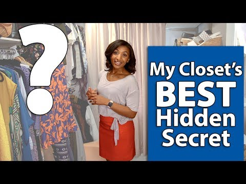 My Closet's BEST Hidden Secret