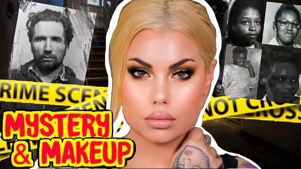 Church Cult & Cellar Girls | The Awful Gary Heidnik | Mystery&Makeup - Bailey Sarian
