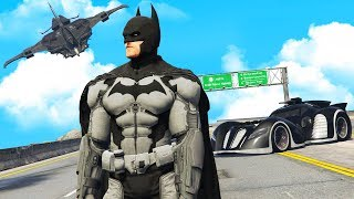 GTA 5 - Playing as BATMAN!