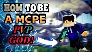 PLAYING MINECRAFT PVP WITH A CONTROLLER! (MCPE Cake Wars Challenge