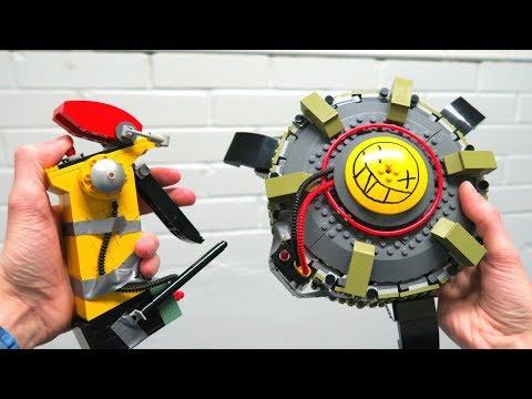 LEGO Junkrat's Concussion Mine - Overwatch