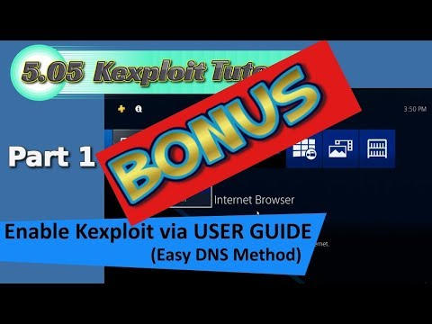 PS4 5 05 Kexploit