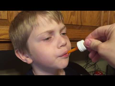 Parker's cystic fibrosis treatments and meds (part 1)