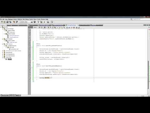 Mockito with Netbeans, Part 3