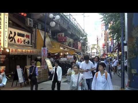 Tokyo trip HD - part 2 - japan travel (asakusa, ueno, ueno park, akihabara)