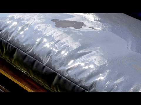 Waterproof outdoor fabric test on garden furniture Online Shop