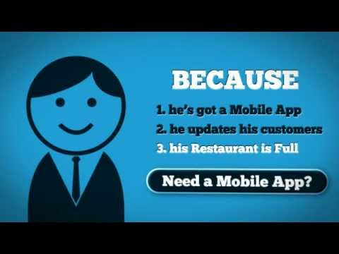 Professional Mobile Apps for Restaurants