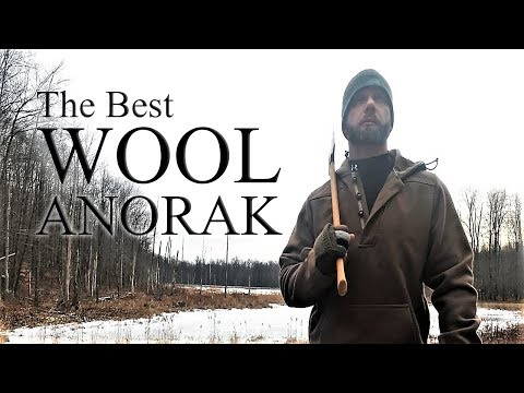 The Best Wool Anorak