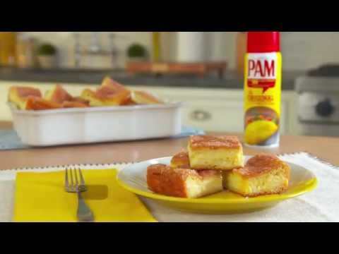 Sopapilla Cheesecake Recipe - PAM Cooking Spray
