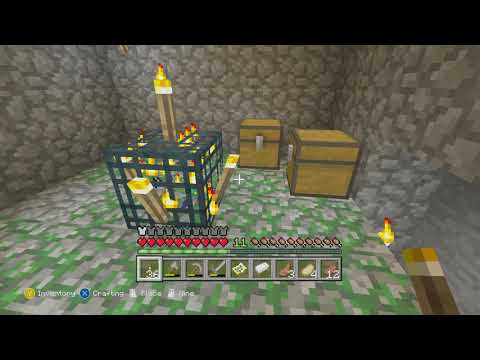 Minecraft Survival Series (3) Finding Something Amazing