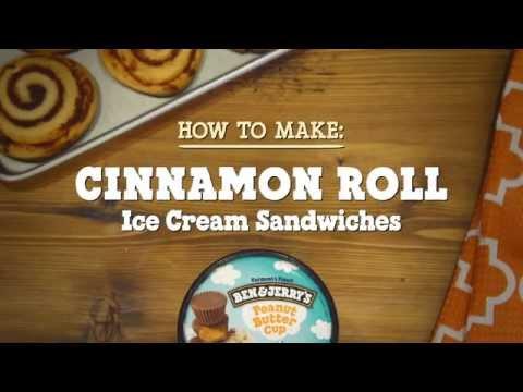 Cinnamon Roll Ice Cream: How To Make | Ben & Jerry's