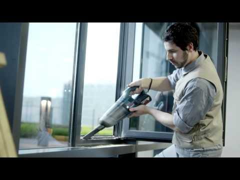 Pengisap Debu Nirkabel Bosch - Gas 14,4 & 19 V-li Professional