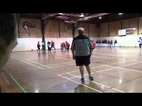 Wolfpac vs. Executioners - Period 2 (10/15/11) Ball Hockey Videos
