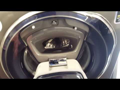 Samsung vs LG Washing Machines with Touch Sensitive Buttons LED