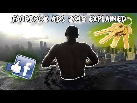 🔥Facebook Ads in 2018 | Facebook Ads Explained For Converting Leads